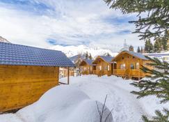 Mountain Cabins - Mestia - Building