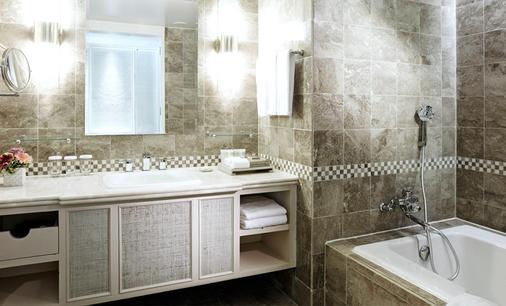 關島樂天酒店 - 關島 - 浴室