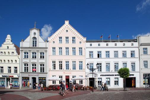 Steigenberger Hotel Stadt Hamburg - Wismar - Building