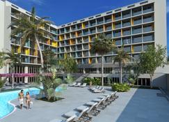 Aqua Hotel Silhouette & Spa - Adults Only - Malgrat de Mar - Edificio