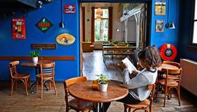 Stayokay Hostel Haarlem - Haarlem - Restaurant