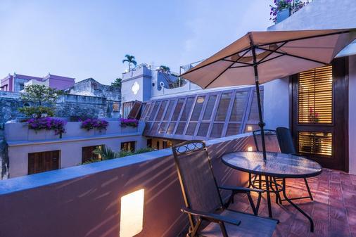 Ananda Hotel Boutique - Cartagena - Parveke