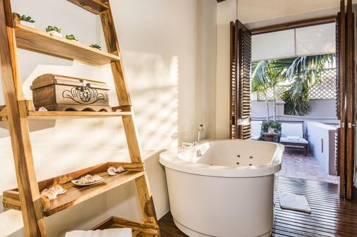 Ananda Hotel Boutique - Cartagena - Kylpyhuone