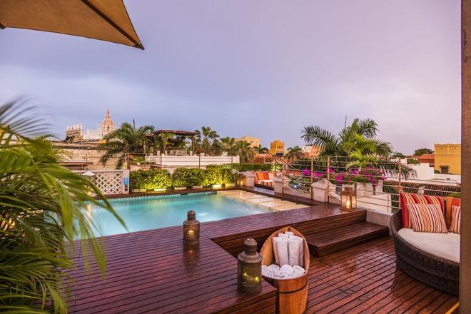 Ananda Hotel Boutique - Cartagena - Uima-allas