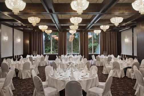 Hilton Zurich Airport - Opfikon - Banquet hall