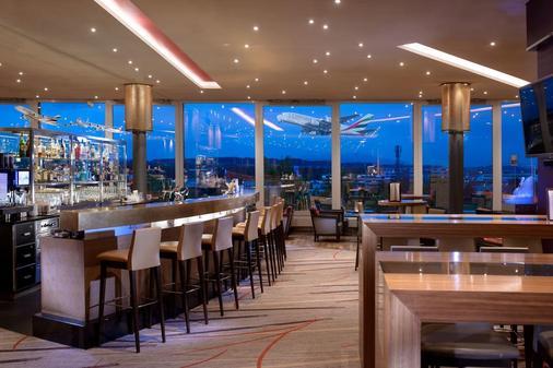 Hilton Zurich Airport - Opfikon - Bar