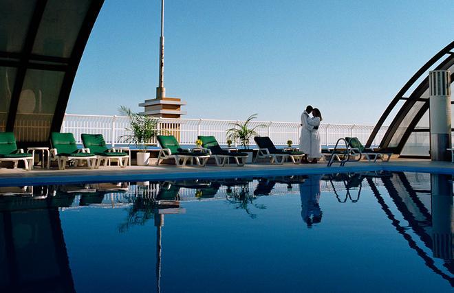 Resorts Casino Hotel Atlantic City - Atlantic City - Uima-allas