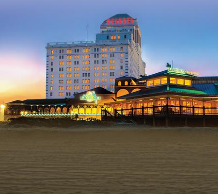 Resorts Casino Hotel Atlantic City - Atlantic City - Rakennus