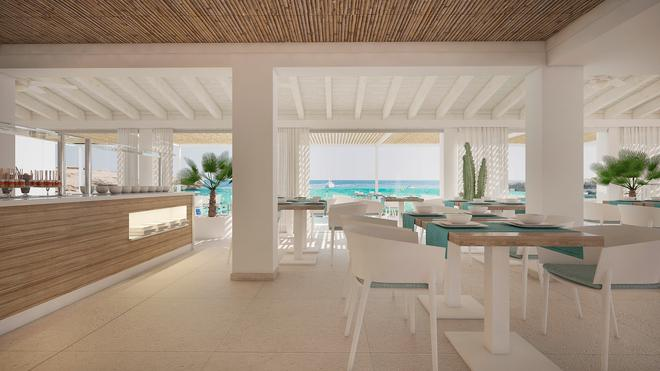 Carema Beach Menorca - Ciutadella de Menorca - Restaurant