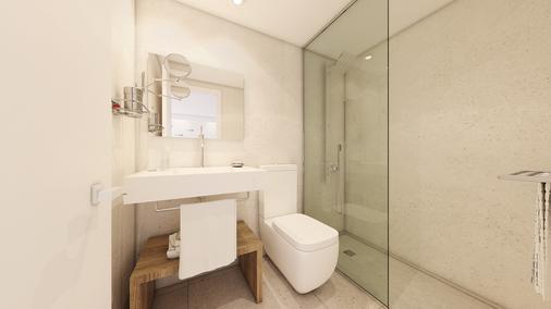 Carema Beach Menorca - Ciutadella de Menorca - Phòng tắm