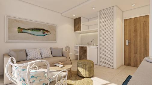 Carema Beach Menorca - Ciutadella de Menorca - Phòng ăn