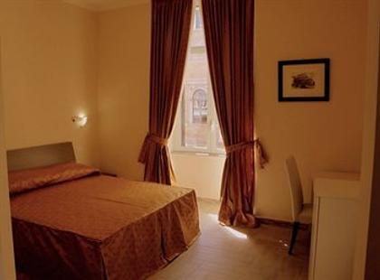 Four Rivers Suites - Rome - Bedroom