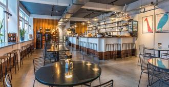سيبي آيتش ستوديو هوتل - كوبنهاغن - مطعم
