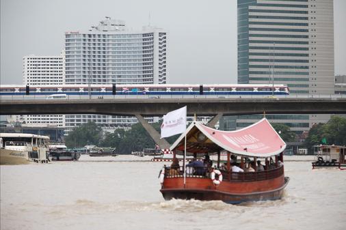 Ramada Plaza by Wyndham Bangkok Menam Riverside - Bangkok - Servicio del hotel