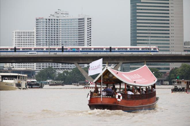 Ramada Plaza by Wyndham Bangkok Menam Riverside - Bangkok - Hotelausstattung