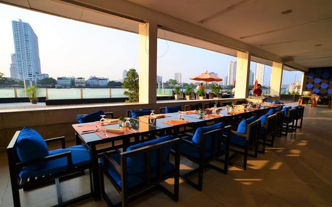 Ramada Plaza by Wyndham Bangkok Menam Riverside - Bangkok - Restaurante