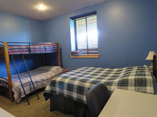 Teton Hostel Hideaway B&b - Driggs - Schlafzimmer