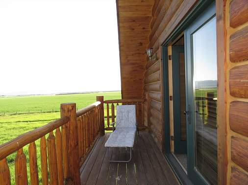 Teton Hostel Hideaway B&b - Driggs - Balkon