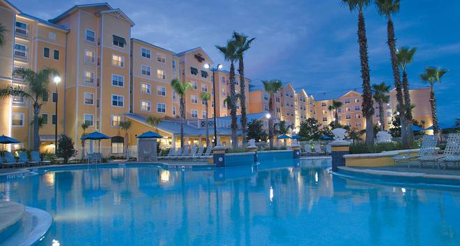 Residence Inn by Marriott Orlando at SeaWorld - Orlando - Pool