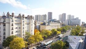 Hôtel Coypel by Magna Arbor - Paris - Außenansicht