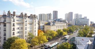 Coypel - Paris - Extérieur