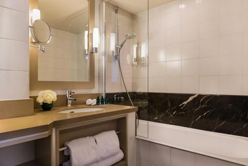 圖爾维爾艾菲爾酒店 - 巴黎 - 巴黎 - 浴室