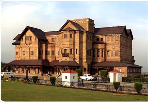 Hari Niwas Palace - Джамму - Здание