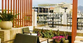 Hotel Boutique Adaz - Santa Marta - Patio