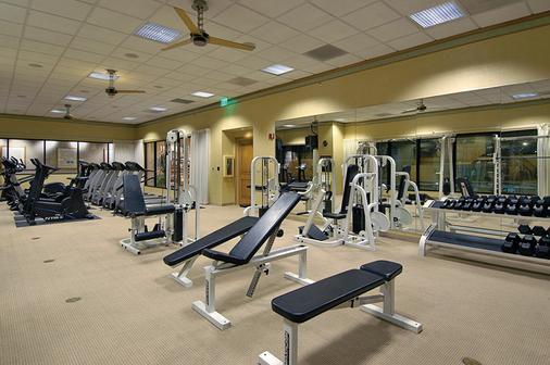Sam's Town Hotel & Casino Shreveport - Shreveport - Gym