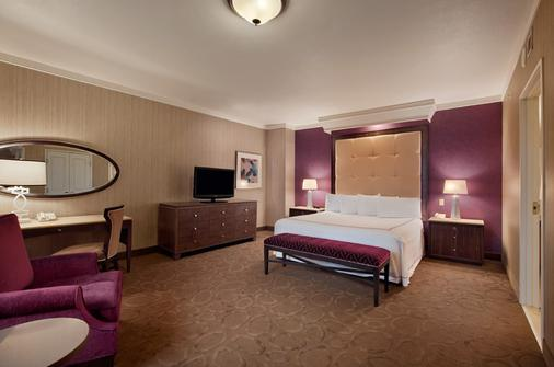Sam's Town Hotel & Casino Shreveport - Shreveport - Phòng ngủ