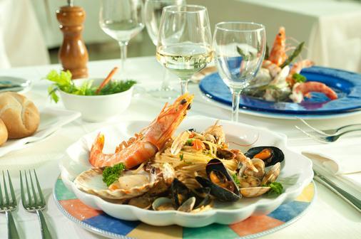 Hotel Castagna Palace - Montecchio Maggiore - Food