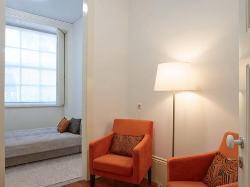 Charming House Marquês - Porto - Living room