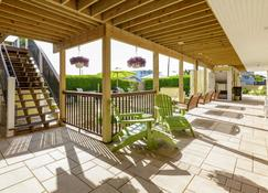 Ocean Resort Inn - Montauk - Buiten zicht