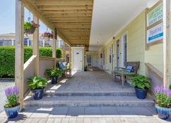 Ocean Resort Inn - Montauk - Hoteleingang