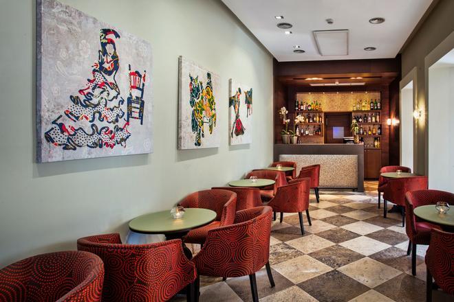 Hotel Eurostars Patios de Córdoba - Kordoba - Bar