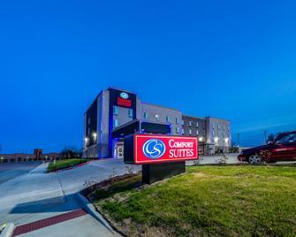 Comfort Suites Grand Prairie - Arlington North - Grand Prairie - Gebouw