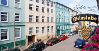 Romantisches Hotel Zur Traube Schwerin - Schwerin - Udsigt