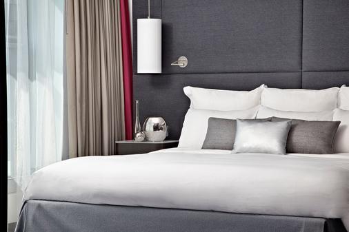巴黎復興凱旋門酒店 - 巴黎 - 巴黎 - 臥室