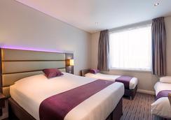 Premier Inn Dubai Ibn Battuta Mall - Dubai - Phòng ngủ