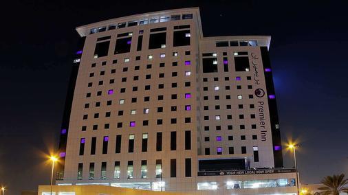 Premier Inn Dubai Ibn Battuta Mall - Ντουμπάι - Κτίριο