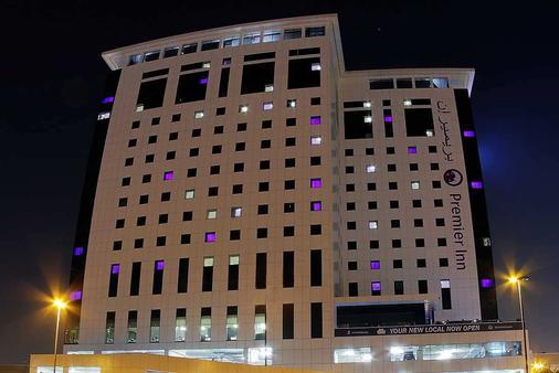 Premier Inn Dubai Ibn Battuta Mall - Dubai - Building