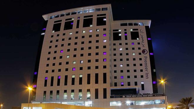 Premier Inn Dubai Ibn Battuta Mall - Dubai - Toà nhà