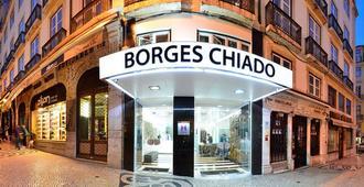 Hotel Borges Chiado - Lisbonne - Bâtiment