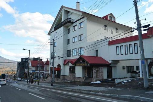 Niseko Park Hotel - Niseko - Building