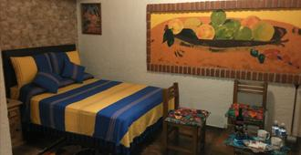 Mexsuites Casa Azul B&B - Mexico City
