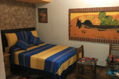 Mexsuites Casa Azul B&B - Πόλη του Μεξικού - Κρεβατοκάμαρα