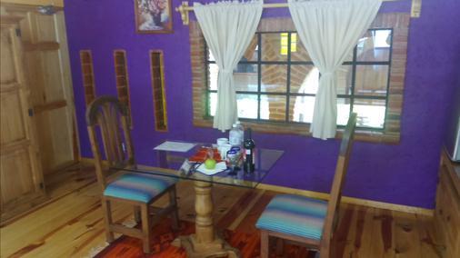 Mexsuites Casa Azul B&B - Mexico City - Phòng ăn