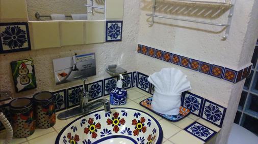 Mexsuites Casa Azul B&B - Πόλη του Μεξικού - Κουζίνα
