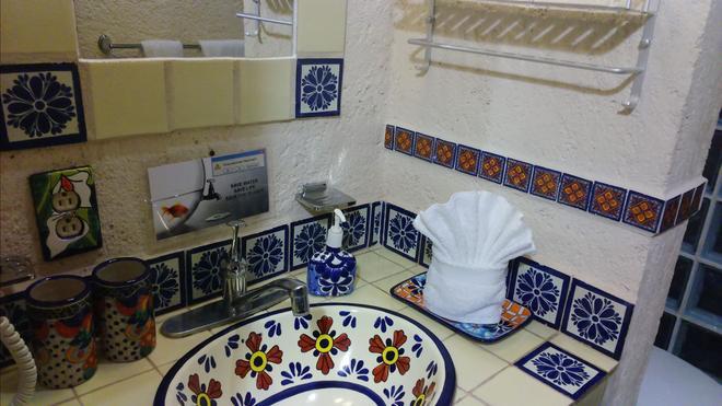 Mexsuites Casa Azul B&B - Mexico - Keittiö
