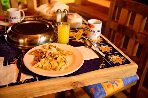 Mexsuites Casa Azul B&B - Mexico City - Thức ăn